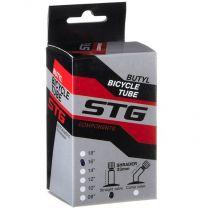 STG Камера, бутил, 16''x1,75 автониппель 33 мм
