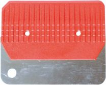 SWIX T35 Scraper for wax and klister