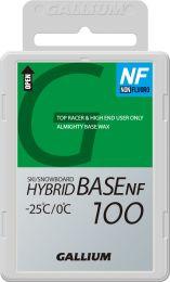 Gallium Hybrid Base NF Wax 0°...-25°C, 100g