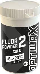 Optiwax  FluorPowder Cold 2 -8...-20°C, 25g