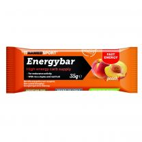 NamedSport Energybar Peach 35g